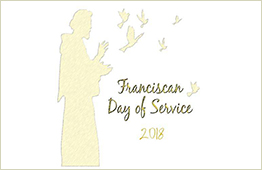Franciscan Day of Service 2018 Sign up form